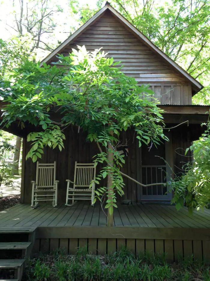 8. Private Cabin, Oxford