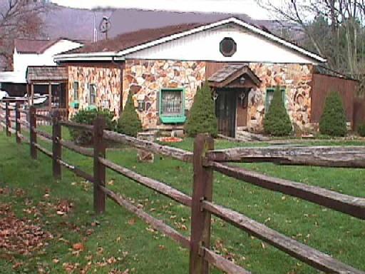 9. Ohiopyle Lodge – Ohiopyle