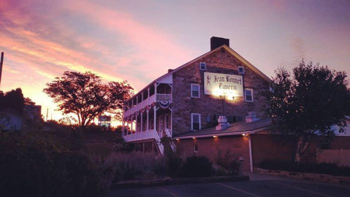 Before heading back to Pittsburgh, stop by the historic (and allegedly haunted) Jean Bonnet Tavern.  Dating back to 1762, the Jean Bonnet Tavern features a restaurant, a tavern, and four luxurious guest rooms for overnight guests.