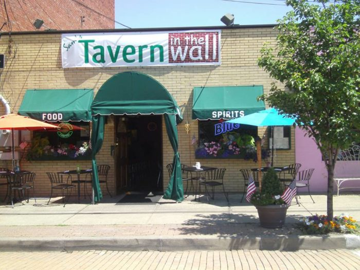 9. Tavern in the Wall – Aspinwall