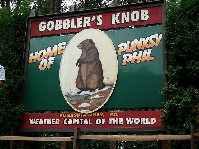9. Gobbler's Knob - 1548 Woodland Avenue, Punxsutawney