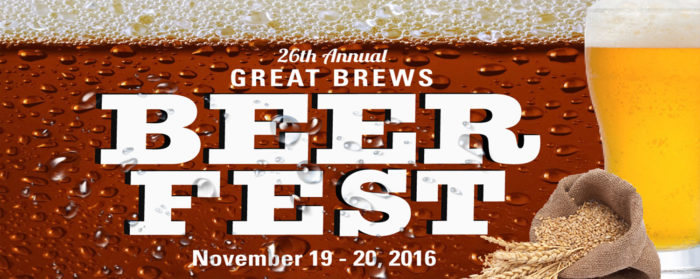 9. Great Brews Classic Beer Festival