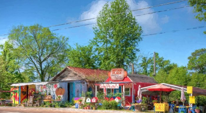 9. The Tomato Place, Vicksburg