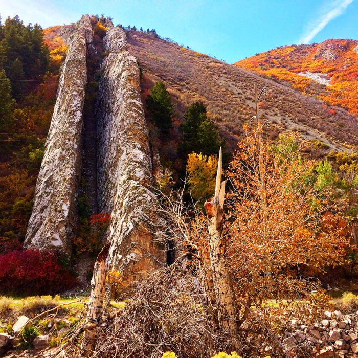 2. Devil's Slide, Weber Canyon