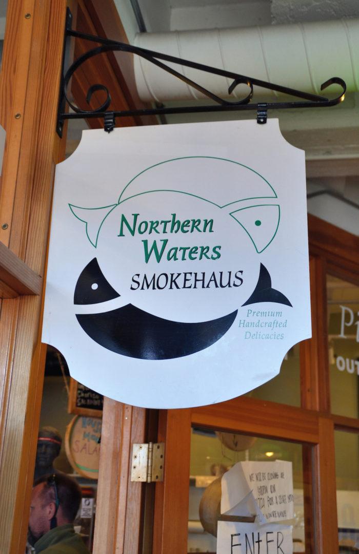 2. Northern Waters Smokehaus, Duluth