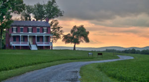 This Underrated Battlefield Is One Of The Most Beautiful Spots In Maryland