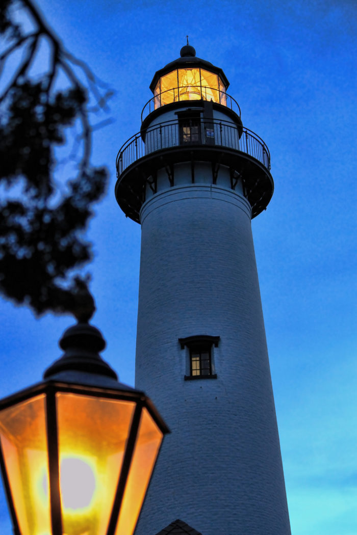 The most beautiful lighthouse road trip in georgia for What state has the most lighthouses