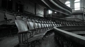 This Abandoned Opera House In Connecticut Is Hauntingly Beautiful