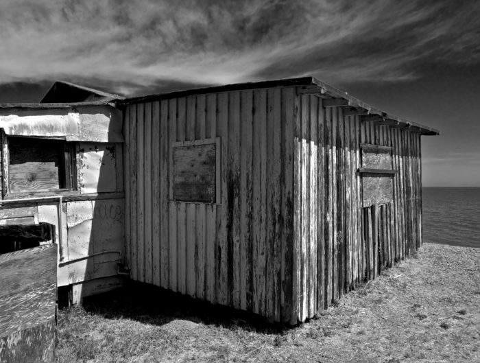 A few years ago, a hiker reported seeing a hidden, decrepit cabin on the grounds.