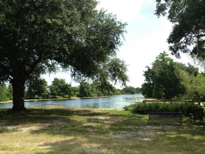 So go ahead and plan a trip to this gorgeous area in City Park.