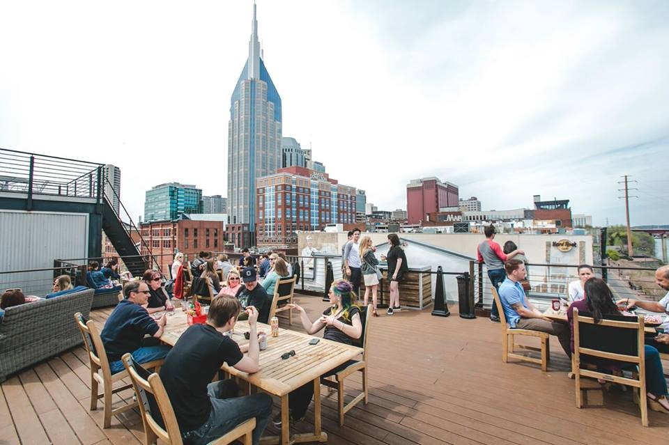11 magical outdoor restaurants in nashville for Best places for dinner in nashville