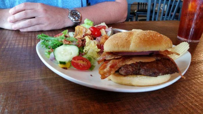 Adams Burger