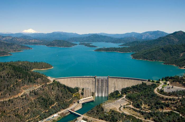 4. Shasta Lake