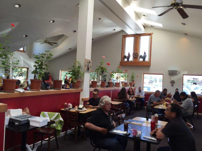 5. Angelina's Café, 1226 N Railroad Avenue, Espanola