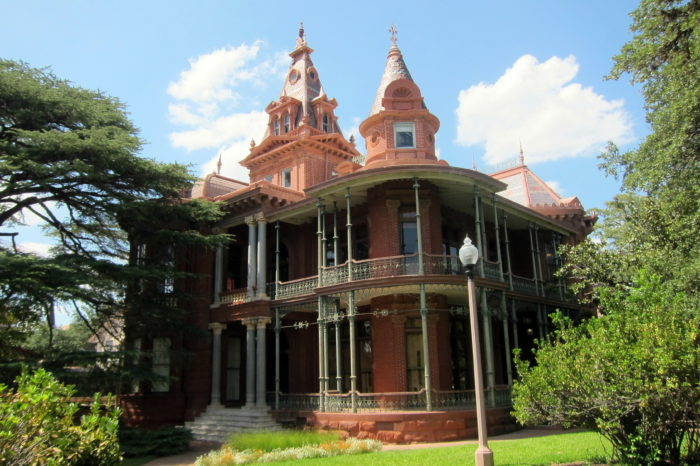 3. The Littlefield House
