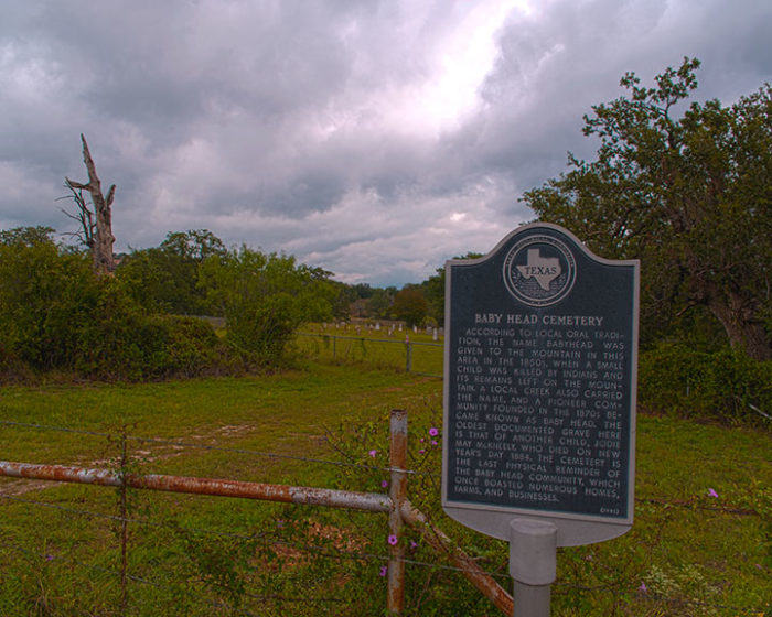 8. Baby Head Cemetery