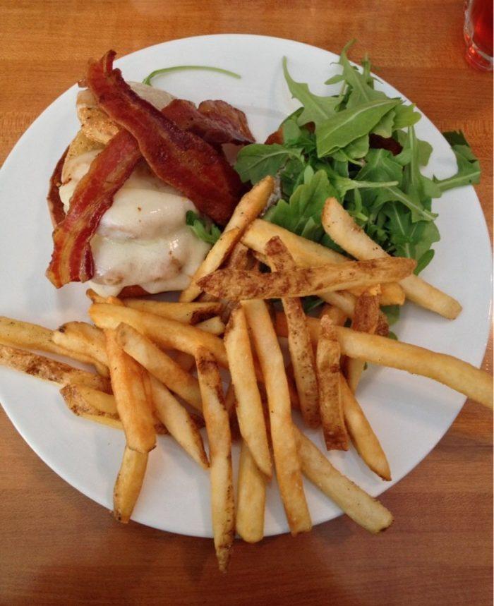 Bluebird Cafe Food
