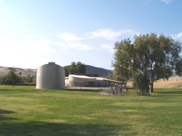 10. Bruneau Observatory, Bruneau