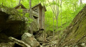 This Hidden Resort In Arkansas Is The Perfect Place To Get Away From It All
