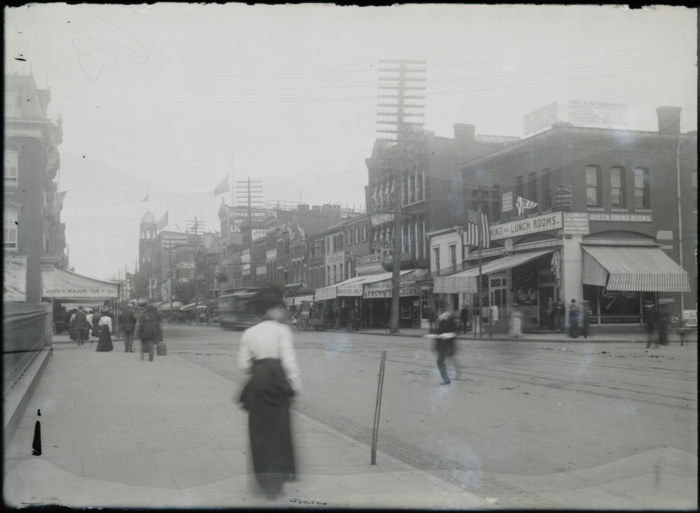 Here S What Washington Dc Looked Like 100 Years Ago
