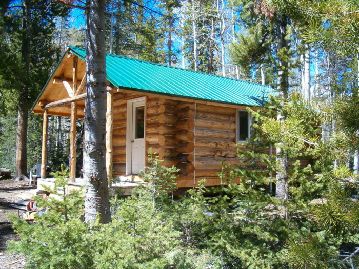 8. Louis Lake Lodge