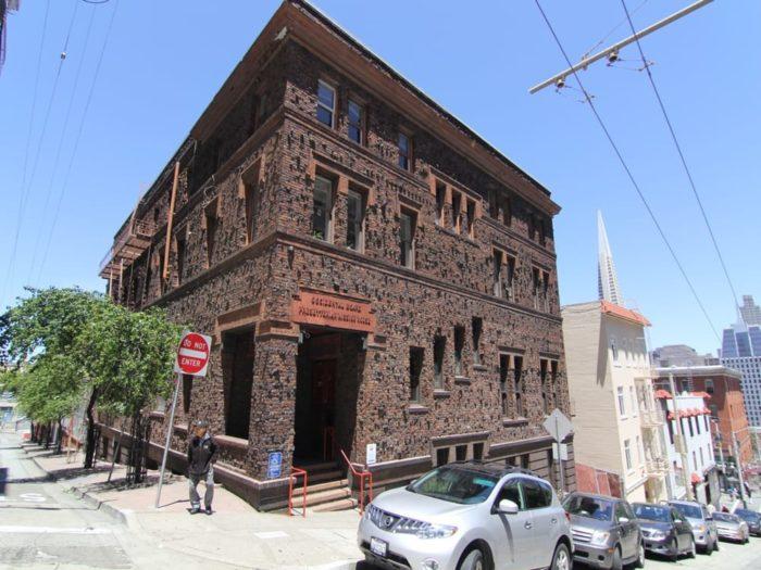 8. Cameron House: 920 Sacramento