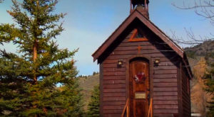 There's No Chapel In The World Like This One In Idaho