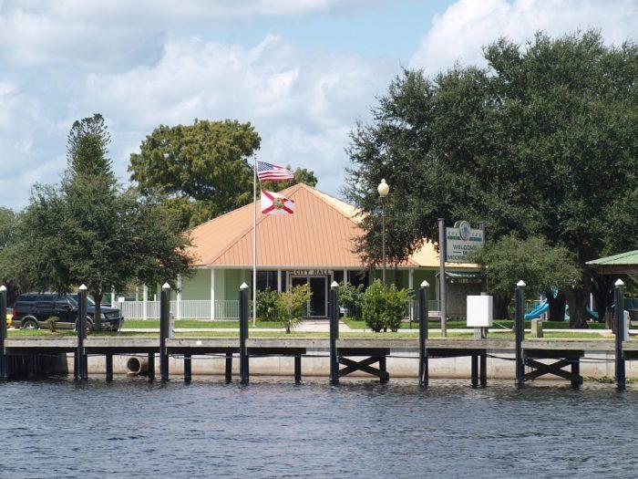 6. Moore Haven