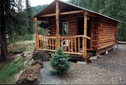 Cozy Idaho cabin