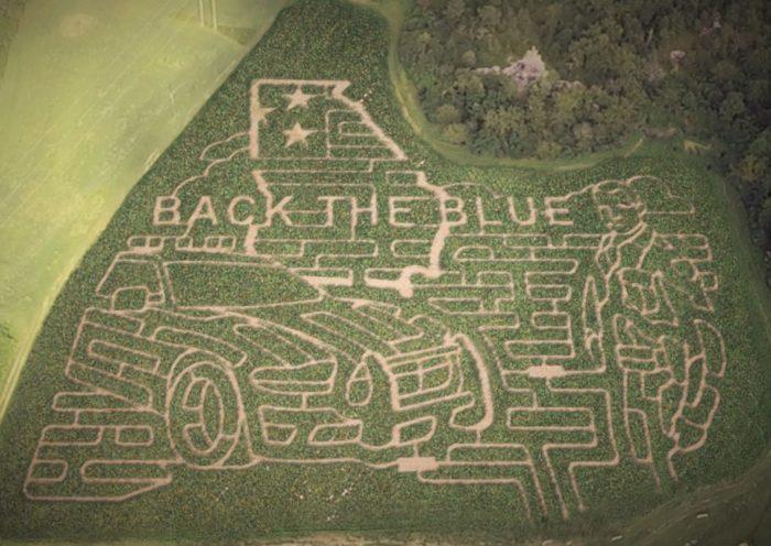 4. Corn Dawgs Corn Maze— 955 Leone Avenue, Loganville, GA 30052