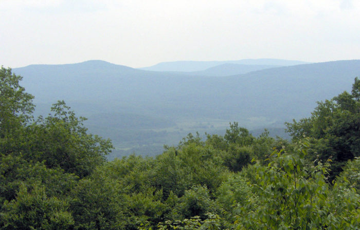 The Cranberry Wilderness  is a 47,815-acre U.S. wilderness area in the Monongahela National Forest.