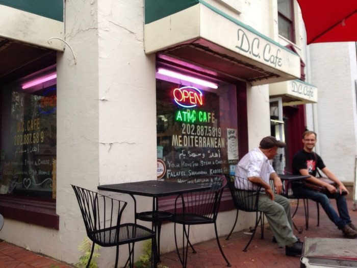 2. DC Cafe - 2035 P St NW