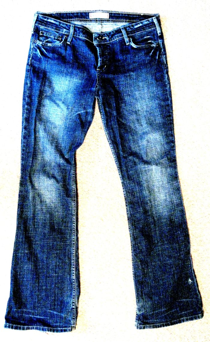 7. Denim jeans were invented in San Francisco by Levi Strauss for the Gold Rush miners who needed tough, comfortable clothing. For once San Francisco and not New York took the lead in fashion!