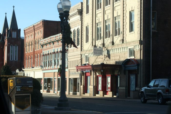 9. Clifton Forge