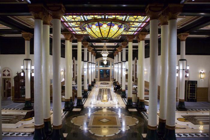 2. The Driskill Hotel
