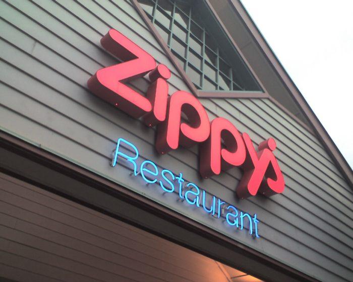 10. Eating at Zippy's.