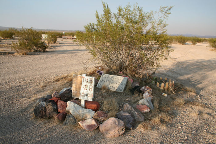 El Dorado Pet Cemetery, Boulder City