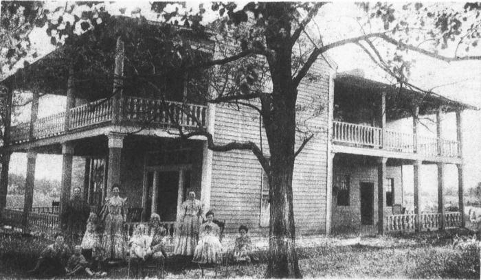 Ephraim Walter Family