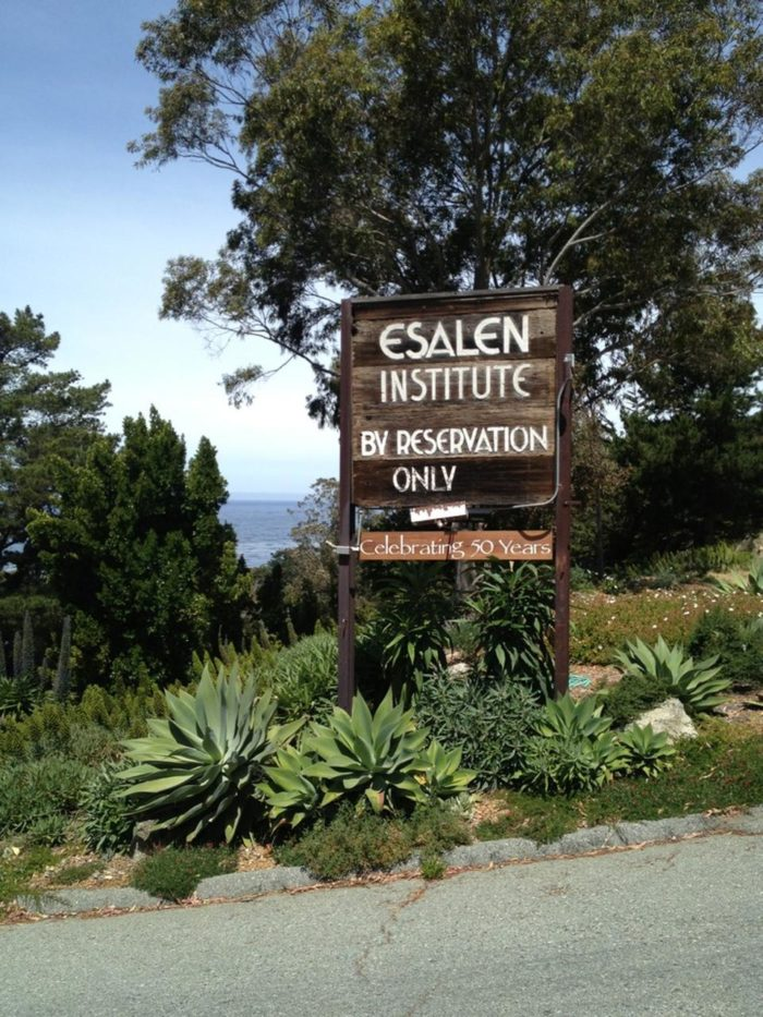 Esalen is located at 55000 Highway 1,  Big Sur, CA 93920 When you arrive you'll be enchanted by the scenic and remote stretch of California's central coast.