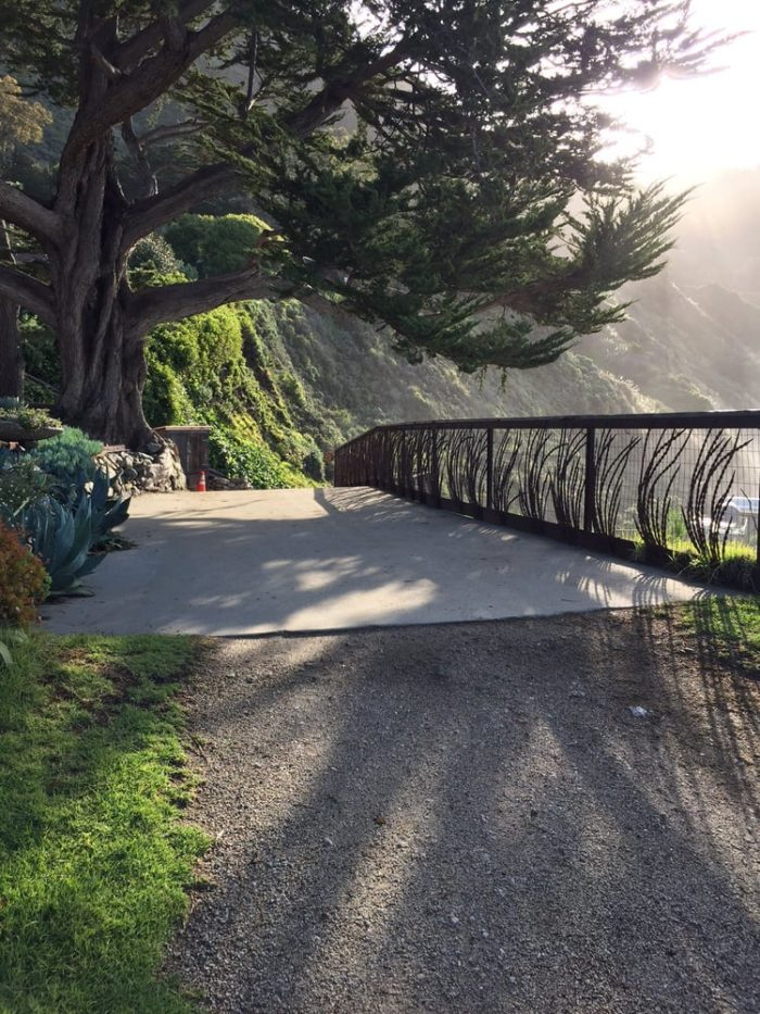 Esalen is a perfect place to relax and truly feel like you're away from it all. Take a walk along the coast or simply do nothing.