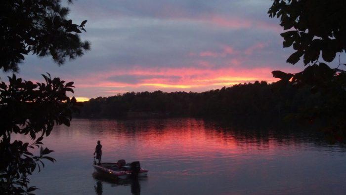 Eufaula the most overlooked town in alabama for Lake eufaula alabama fishing report