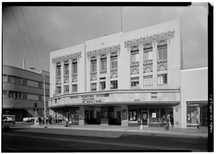 2. KiMo Theatre, 421 Central Ave NW, Albuquerque