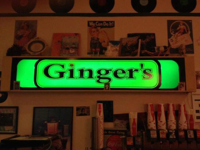 16. Ginger's Restaurant – Soldotna