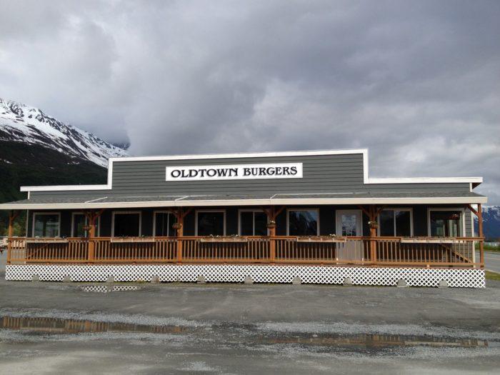17. Old Town Burgers – Valdez