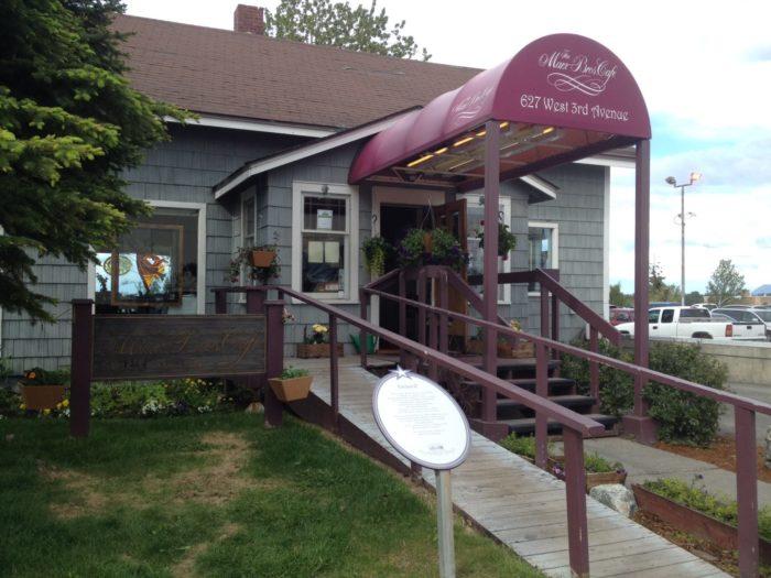 1. The Marx Bros Café – Anchorage