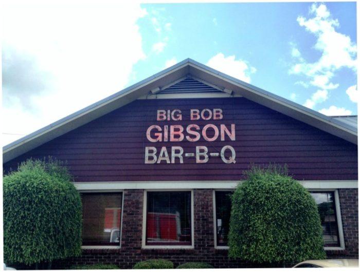 3. Big Bob Gibson Bar-B-Q (Chicken with Original White Sauce) - Decatur, AL