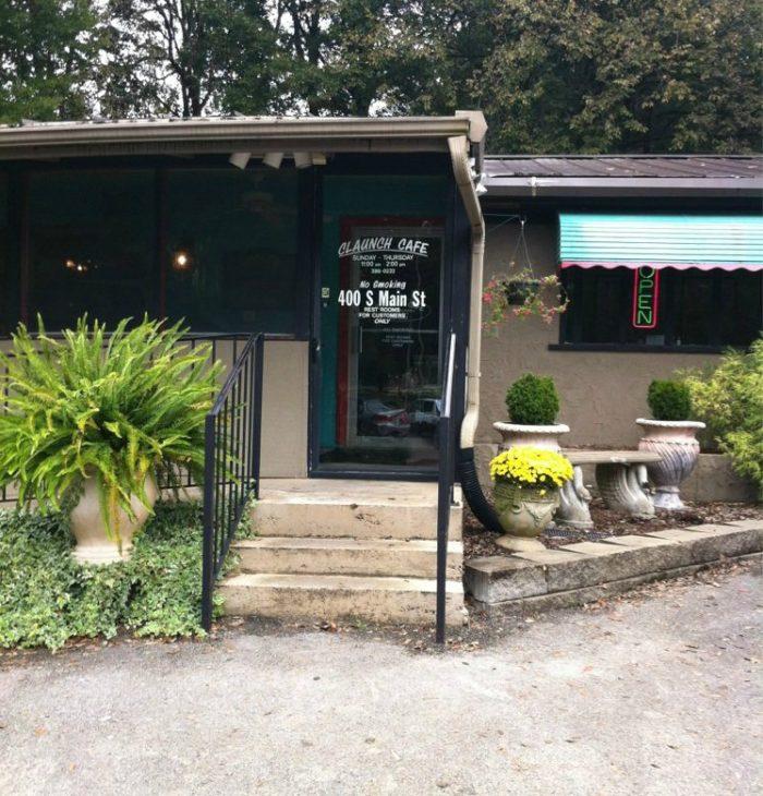 6. Claunch Cafe (Pecan Chicken Salad) - Tuscumbia, AL