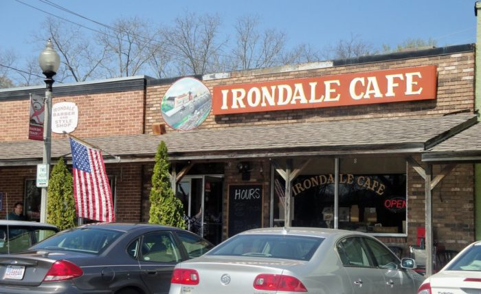 12. Irondale Cafe (Fried Green Tomatoes) - Irondale, AL