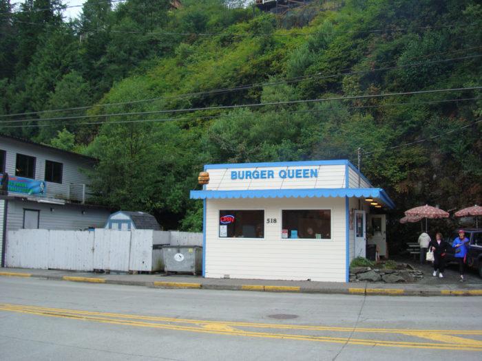 5. Burger Queen – Ketchikan