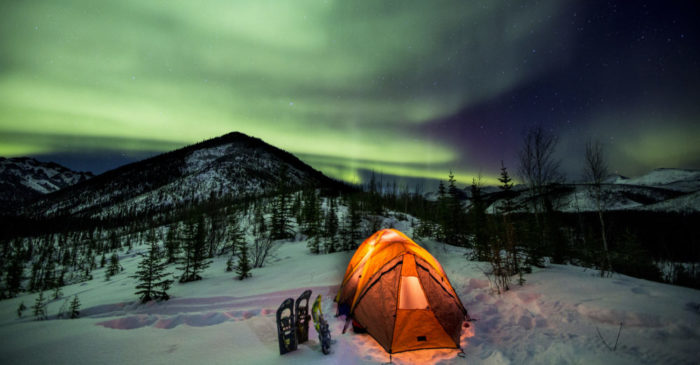 Suddenly your camping experience will turn into a once-in-a-lifetime memory that you've only imagined in your wildest dreams.